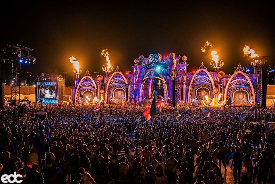 EDC Las Vegas: Memories Over the Years