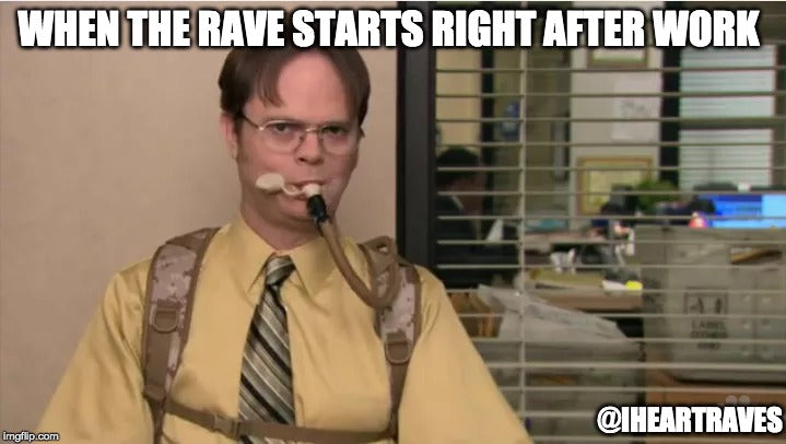 Best Rave Memes of All Time