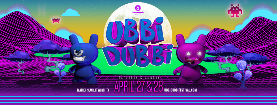 Ubbi Dubbi 2019 To Take Over Texas In April