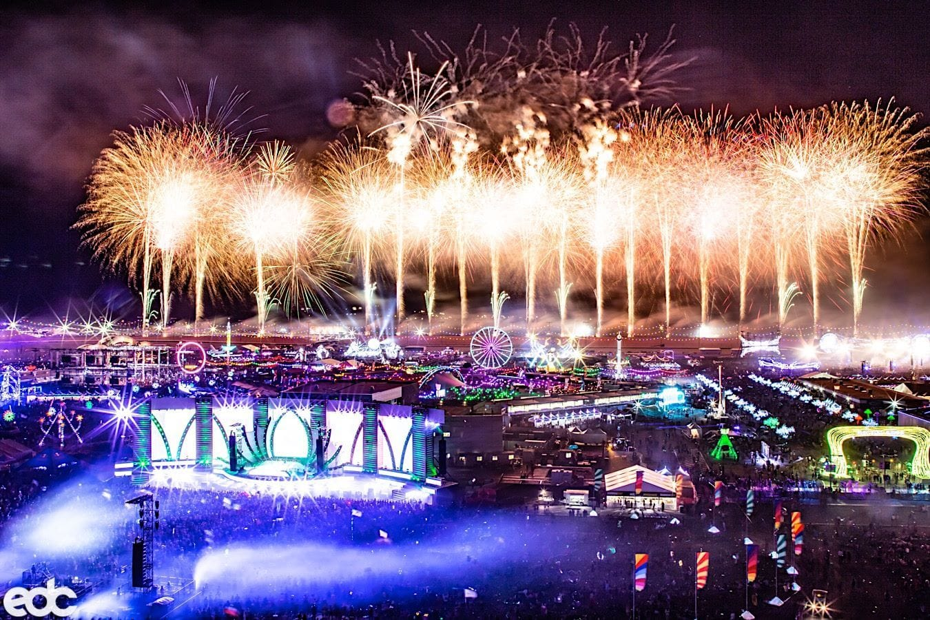 EDC Lineup By Stage Playlist