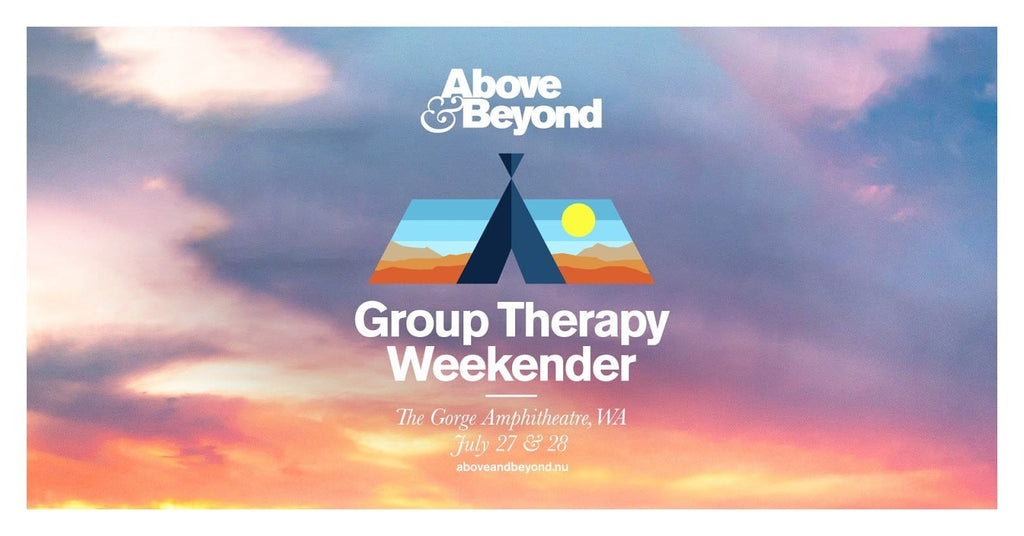 Above and Beyond Group Therapy Weekender