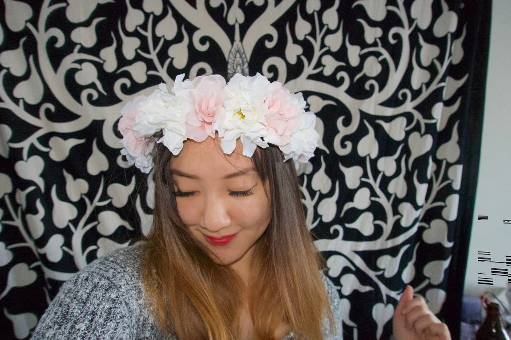 DIY Flower Crowns for Music Festivals
