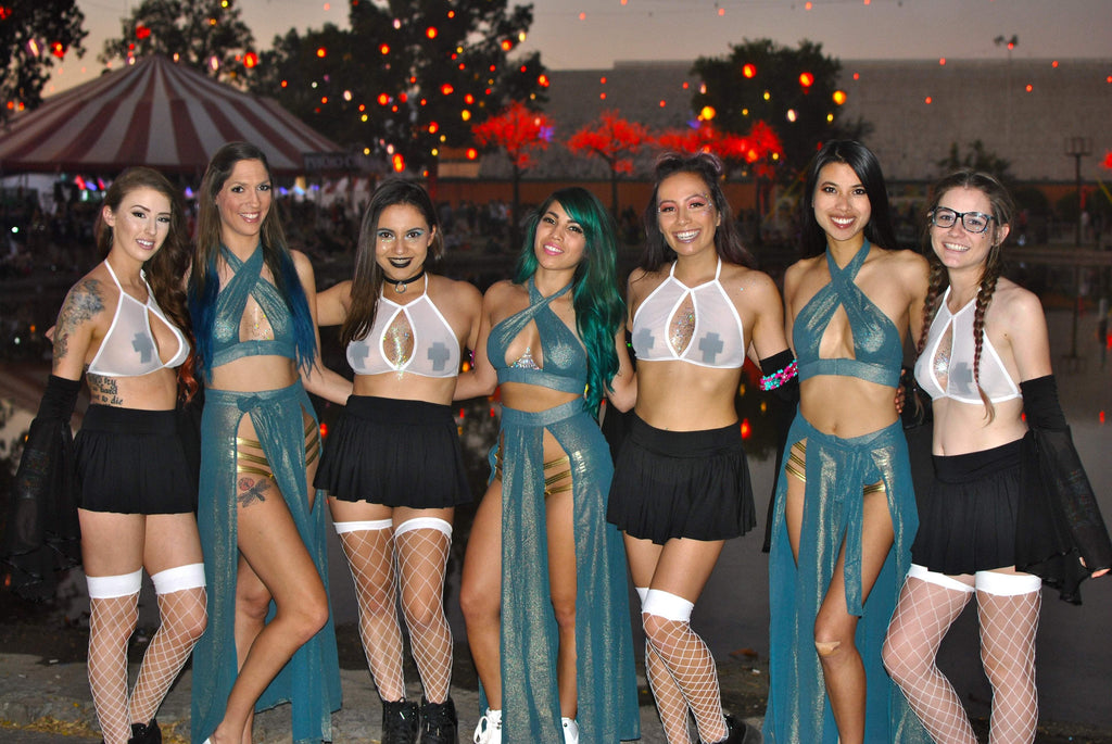 The Spookiest & Sexiest Looks of Escape 2017