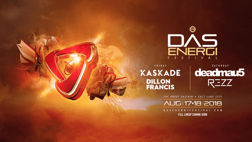 Bring Out the Energy with these 5 Artists at Das Energi 2018