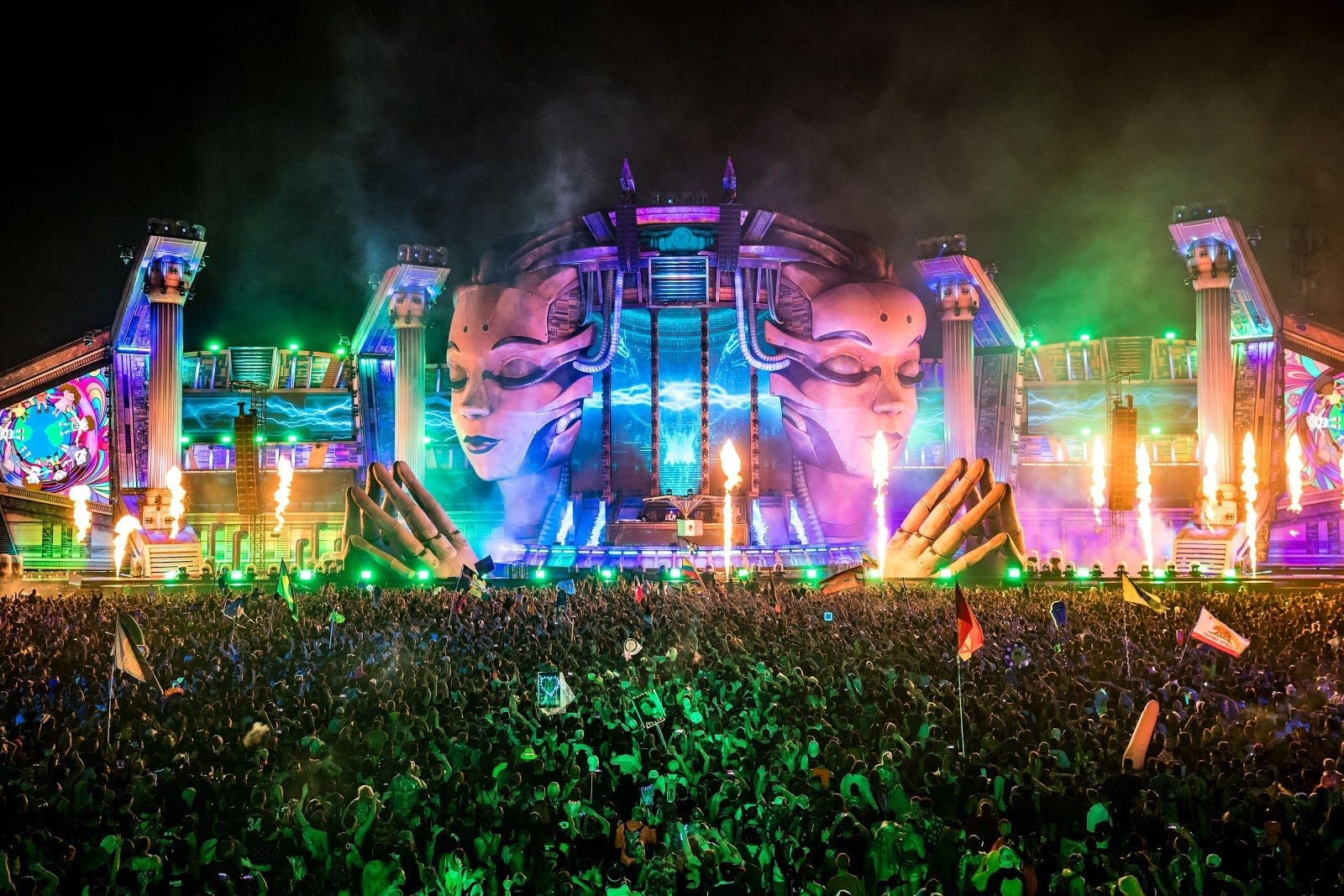 The Magic of EDC Orlando 2019