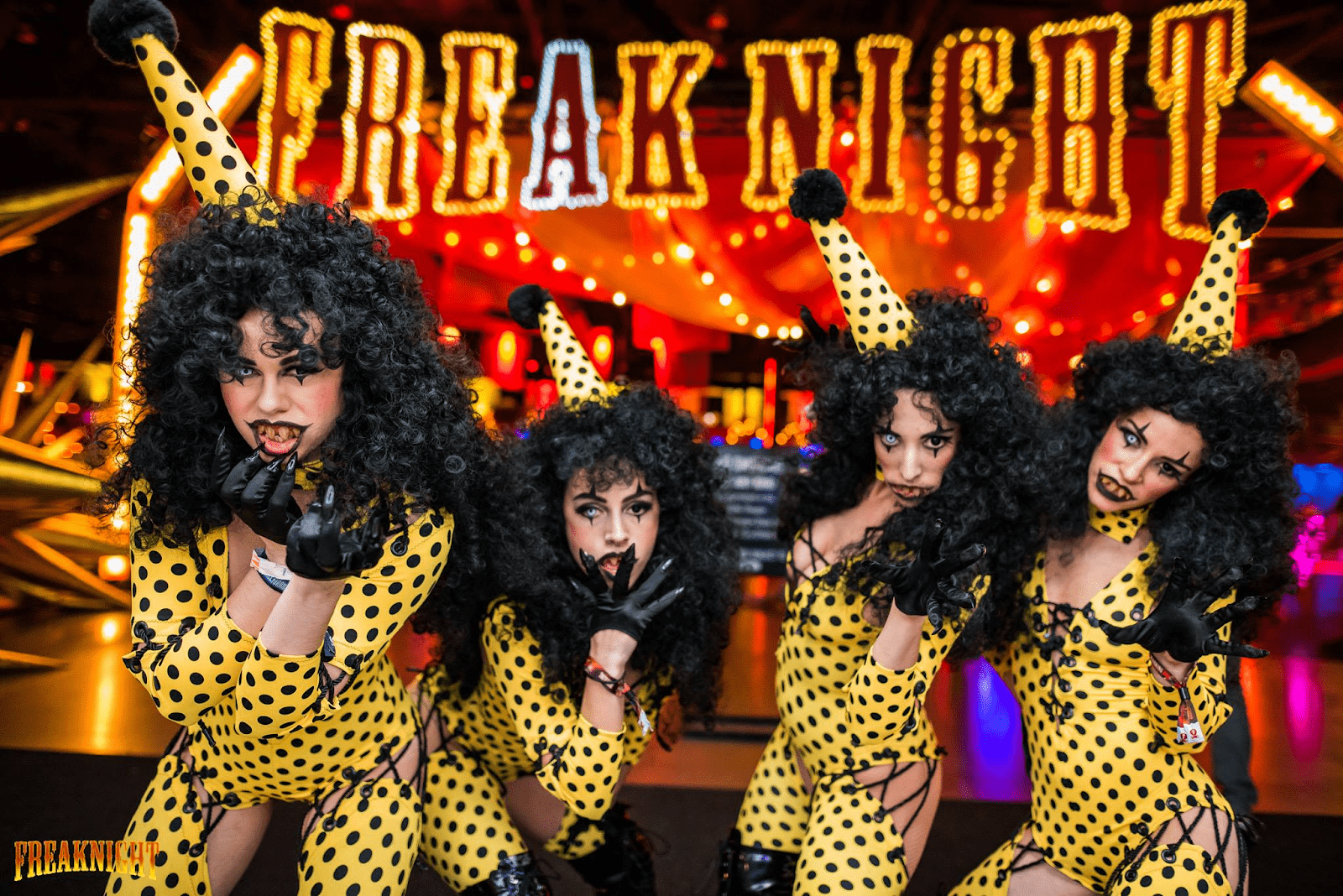 5 sets you shouldn't miss at Freaknight