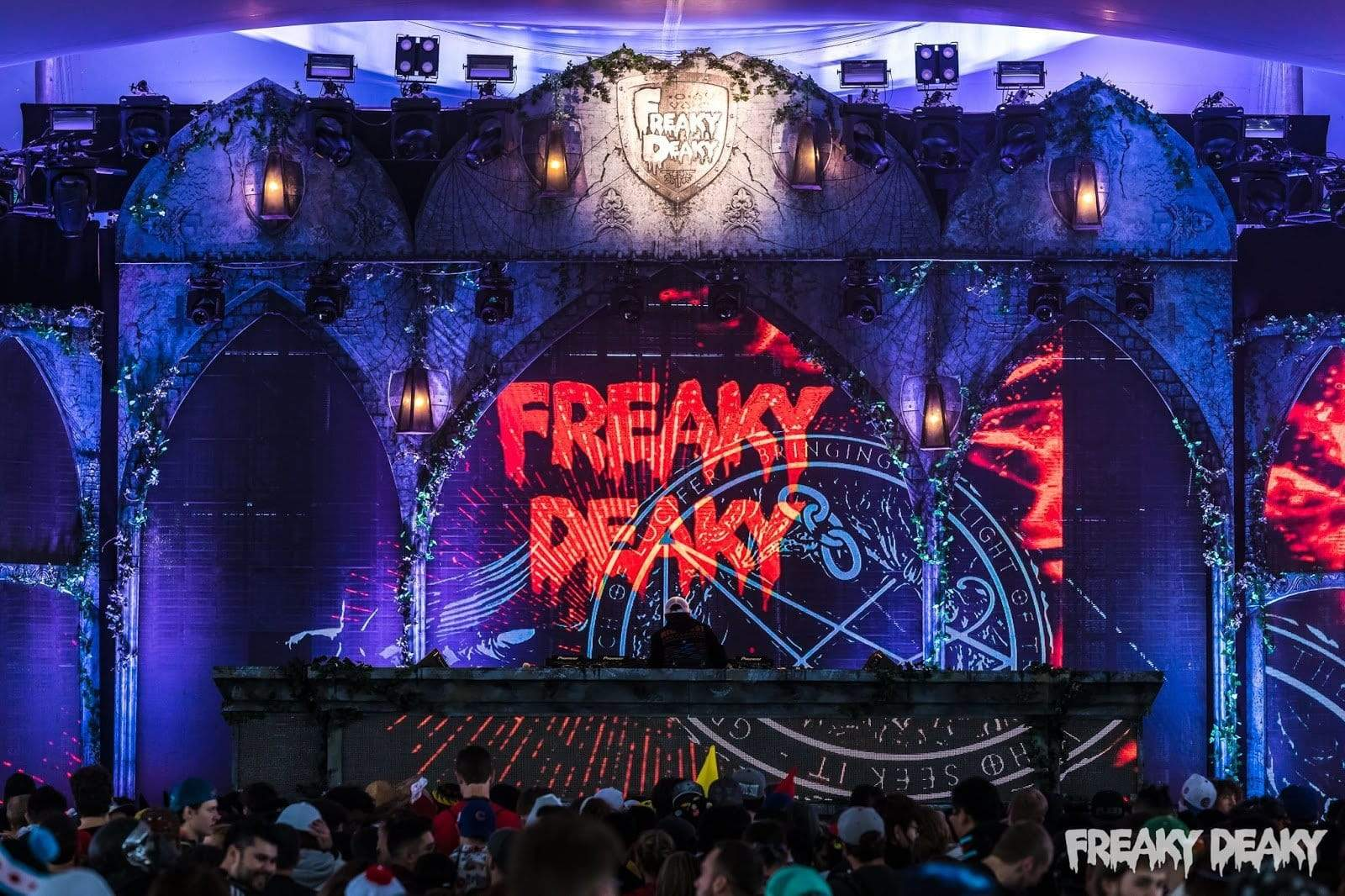 Freaky Deaky Texas - Celebrate Halloween in Houston