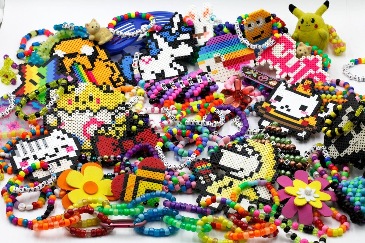 The Meaning Behind Kandi: EDCLV Edition