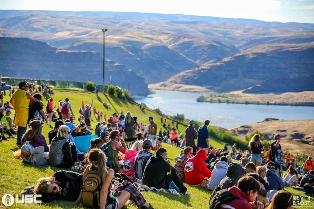 Paradiso at The Gorge