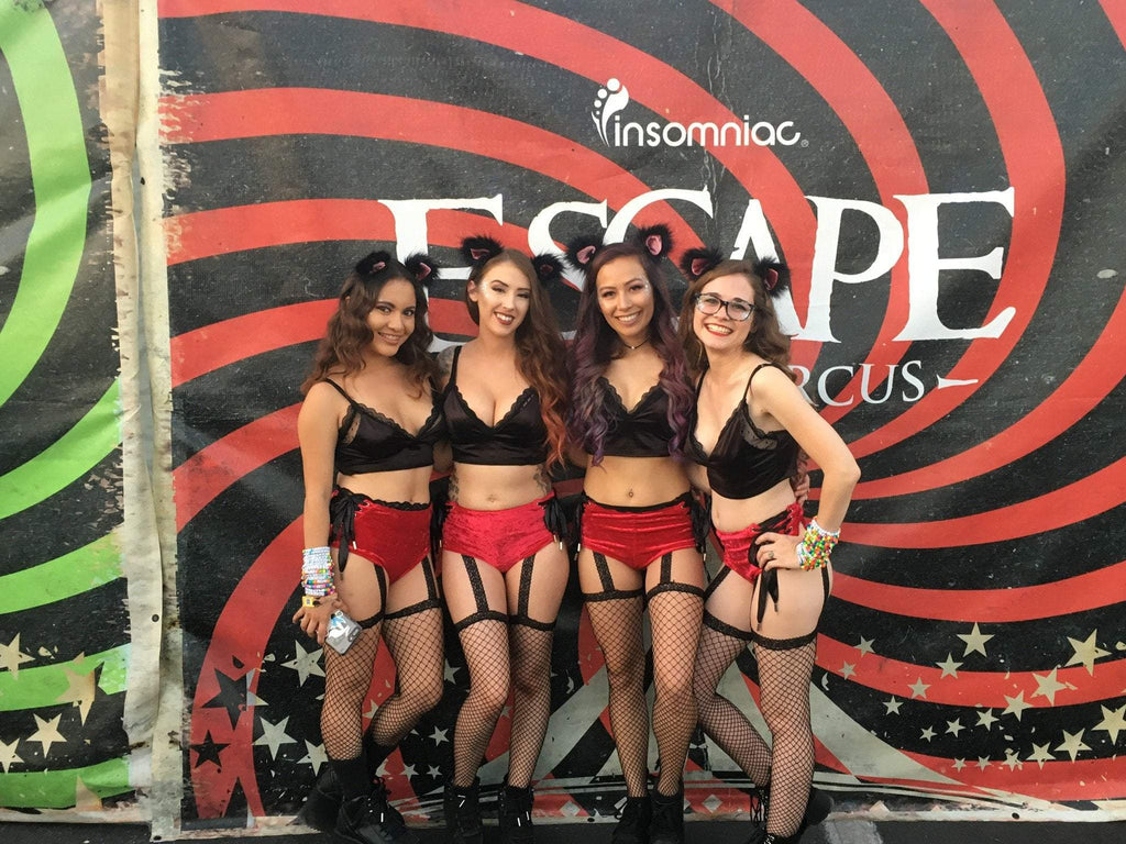 Escape Halloween Rave Outfits Best Season Ideas