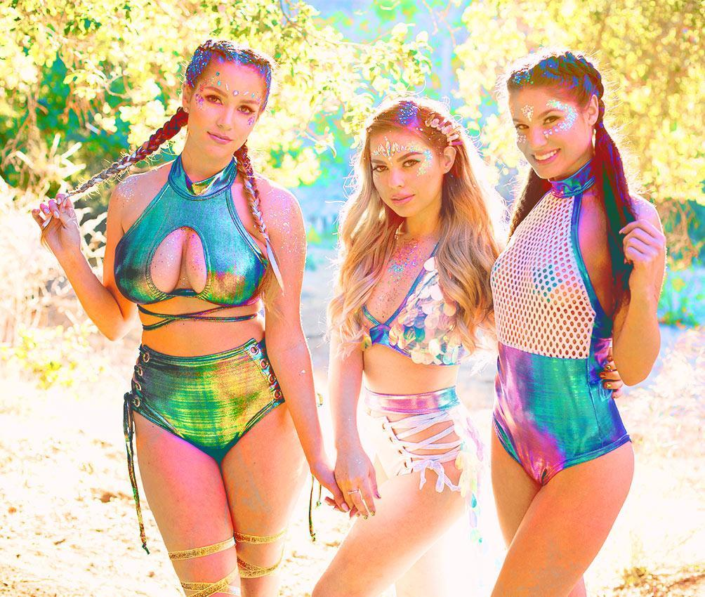 iHeartRaves x Rolita Couture: Festival Wear for Magical Beings