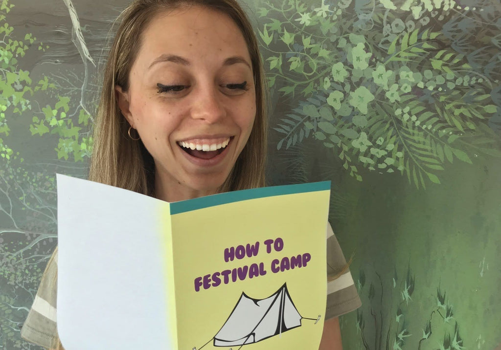 How to Festival Camp: A Guide