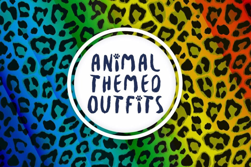 We're All Animals: A Guide to Styling Animal Themed Outfits
