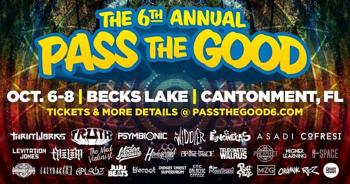 Pass The Good Music Festival