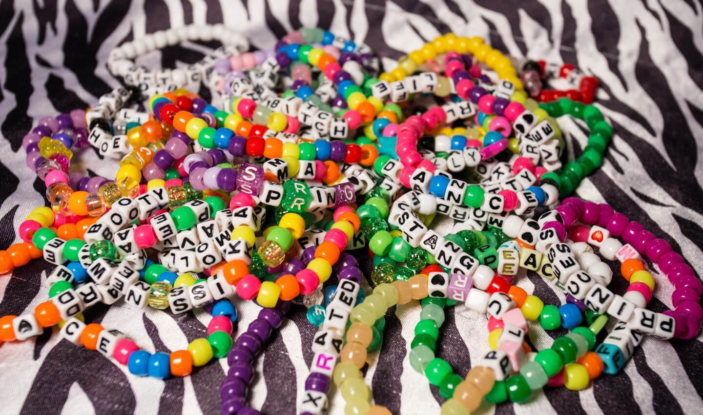 5 Knots Every Kandi Kid Should Know