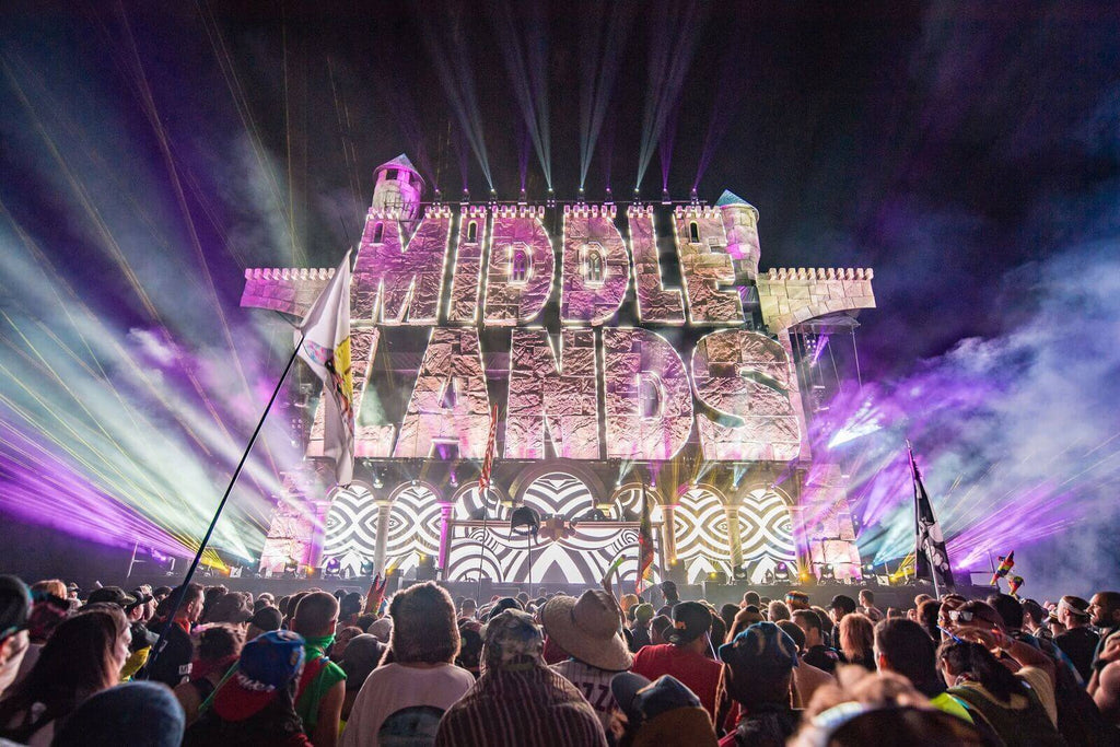 MIDDLELANDS: THE PARTY OF THE CENTURY