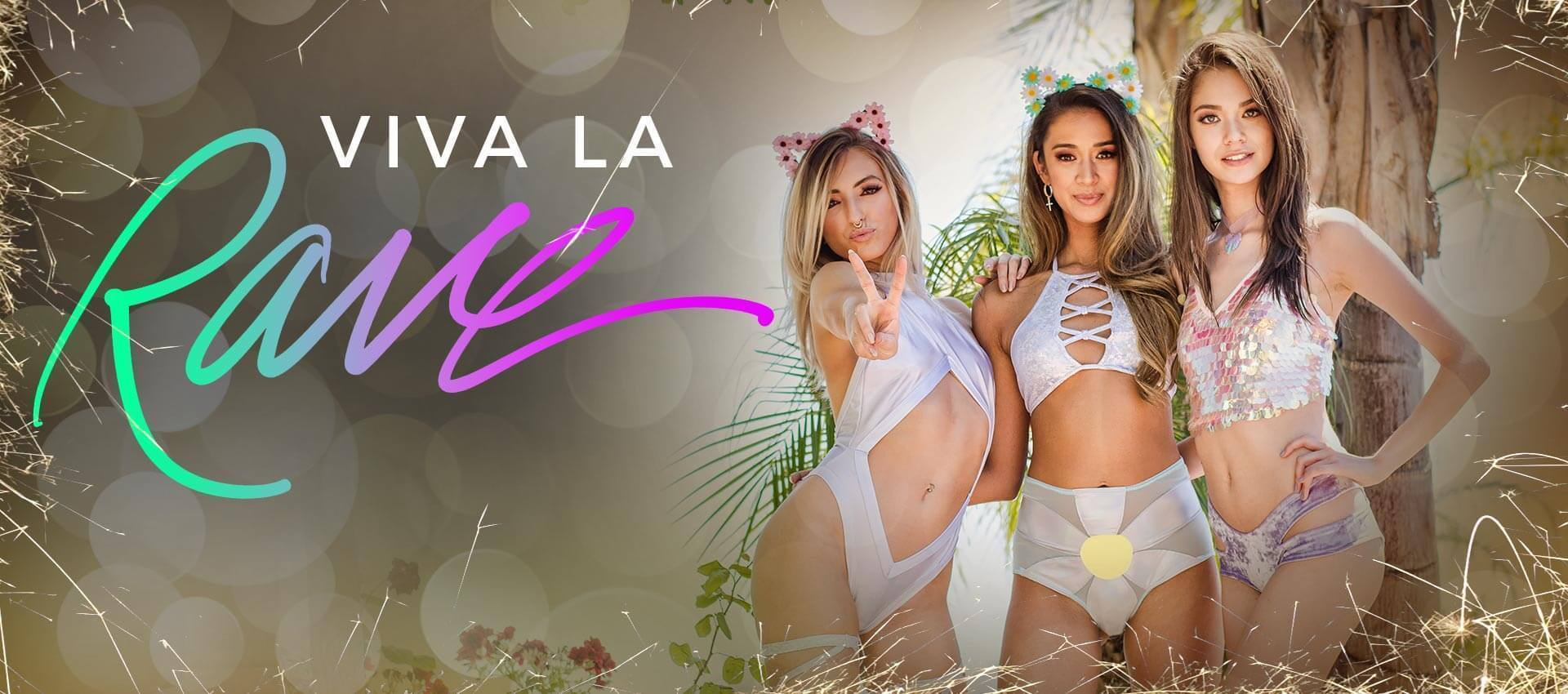 INTRODUCING VIVA LA RAVE!