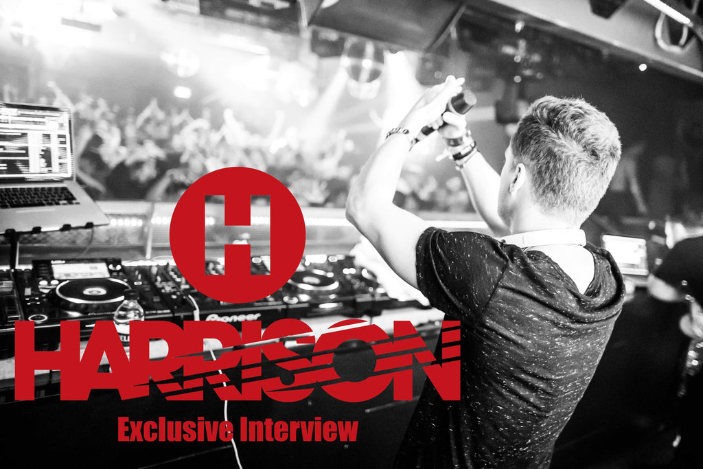 A PEEK INTO THE LIFE OF AN EDM VOCALIST: HARRISON INTERVIEW