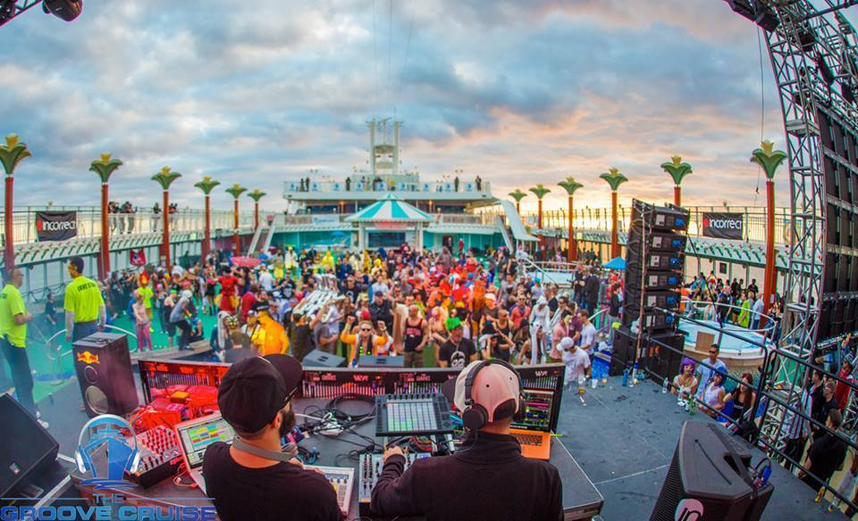 8 REASONS WHY YOU HAVE TO EXPERIENCE GROOVE CRUISE
