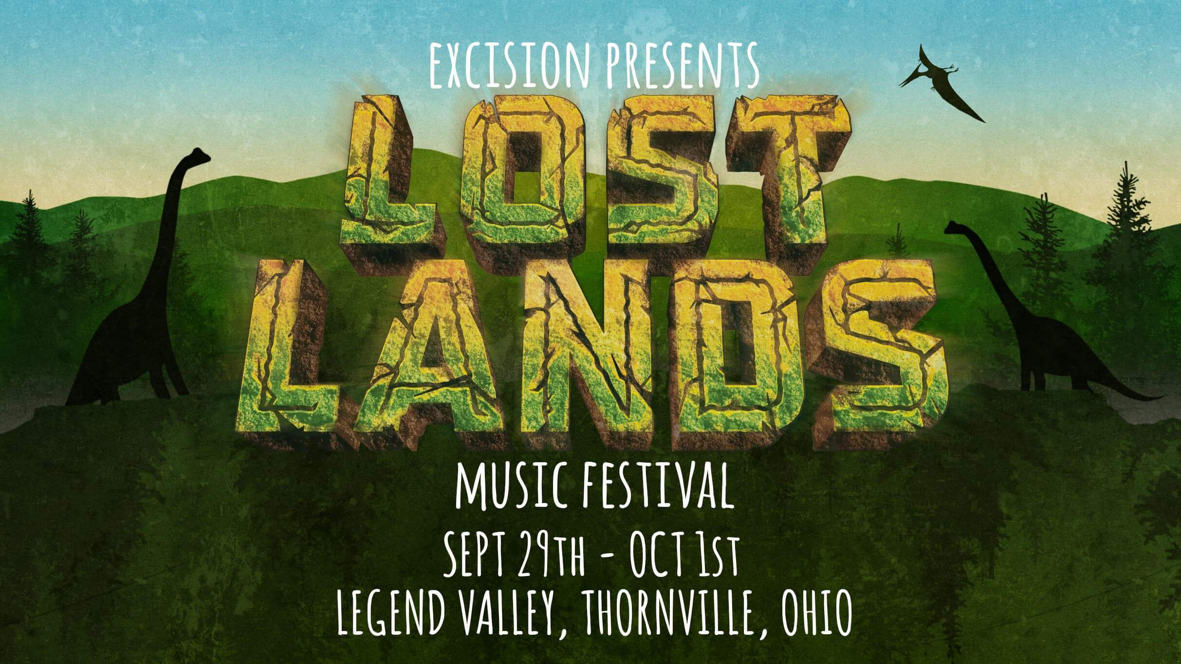 Headbangers Unite! Lost Lands is Coming