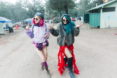 Desert Hearts Festival Fashion