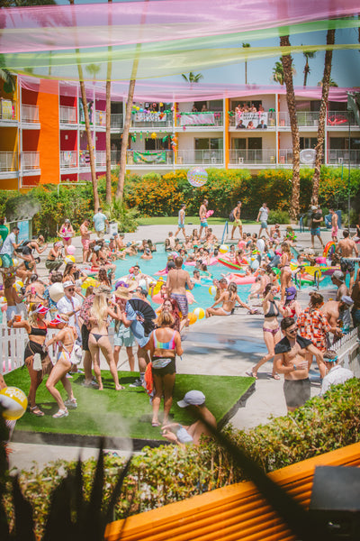 Splash House Pool Party in Palm Springs 2018