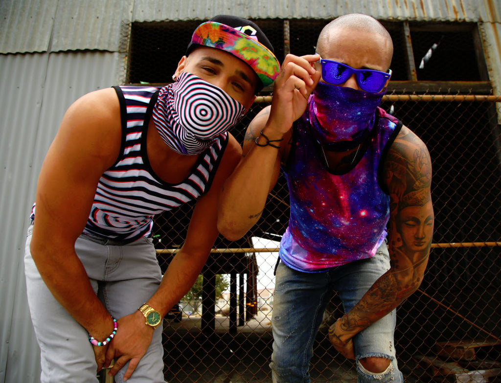 What Do Guys Wear To Raves? - IHeartRaves