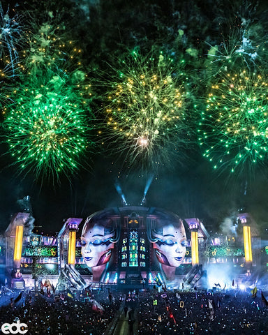 Mainstage at EDCLV