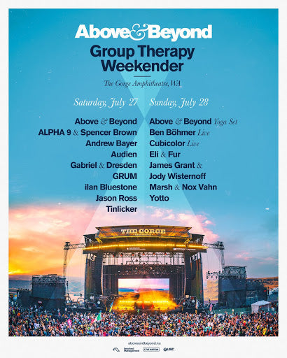 ABGT Group Therapy Weekender