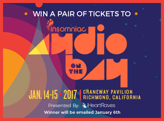 Audio on the Bay Ticket Giveaway