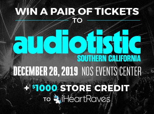 Audiotistic Ticket Giveaway
