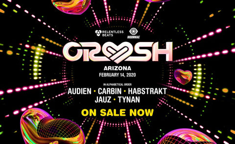 Crush Arizona Lineup