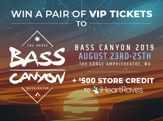 Bass Canyon Ticket Giveaway