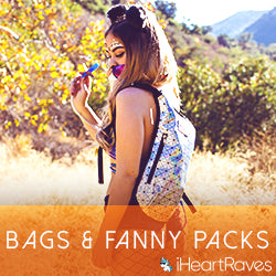 iHeartRaves Bags and Fanny Packs