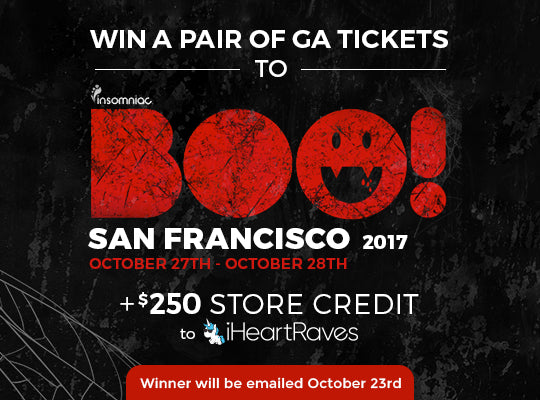 Boo Festival Ticket Giveaway