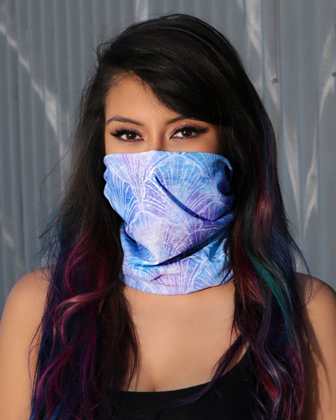 Mermaid Seamless Mask Bandana