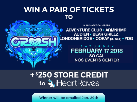 Crush SoCal Ticket Giveaway