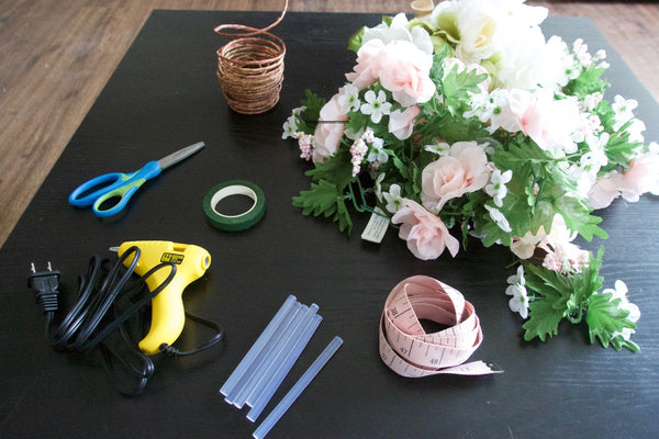 DIY Flower Crown Supplies