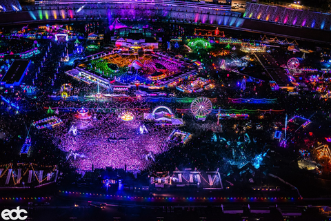 EDCLV At Night