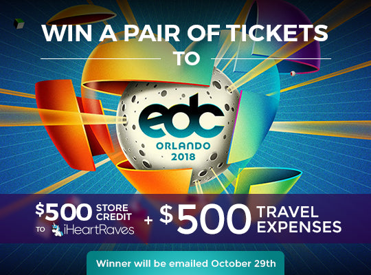 EDC Orlando Ticket Giveaway by iHeartRaves