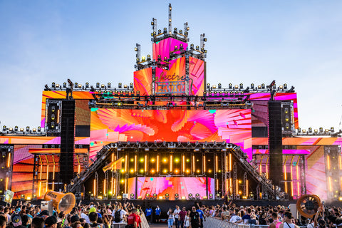 Main Stage at Electric Zoo