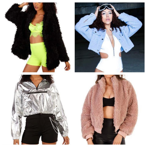 Faux Fur for Winter Raves