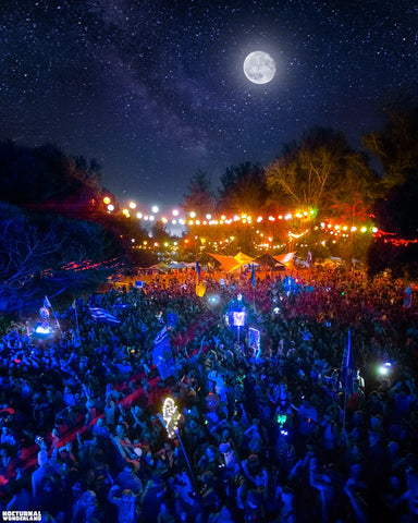 Full Moon at Nocturnal Wonderland