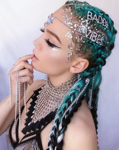 Hair Accessories for Festival Braids