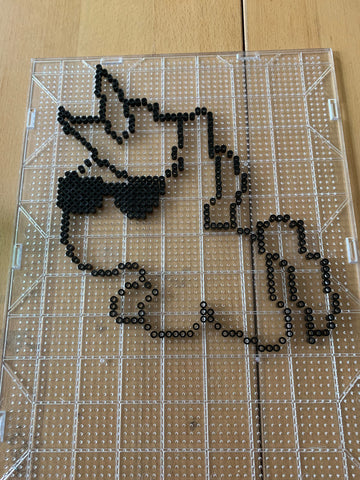 How to Make a Unicorn Perler