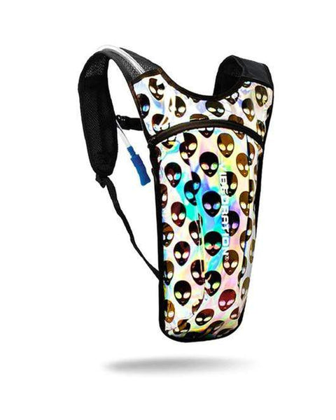Alien Vibredration Hydration Pack
