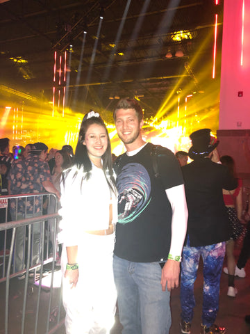 Couple at Decadence