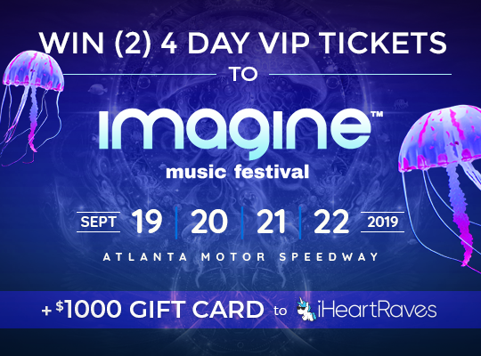 Imagine Festival Ticket Giveaway