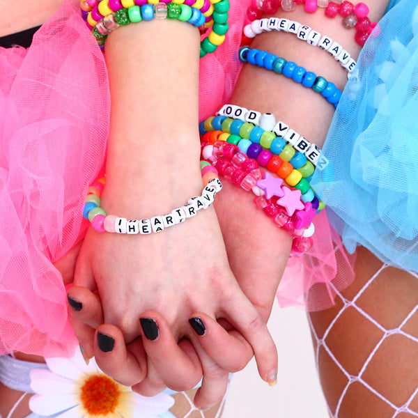 kandi bracelets for raves