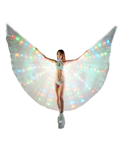 Light Up Fairy LED Wings